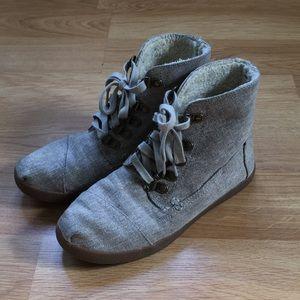 TOMS Fleece Highland Botas Boots 7